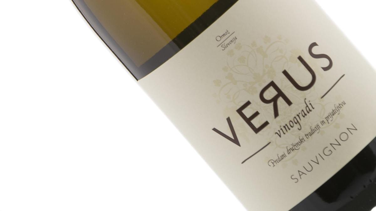 Vino tedna: Sauvignon 2017, Verus